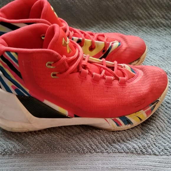 8988035af Under Armour Shoes | High Top Boys Sneakers | Poshmark